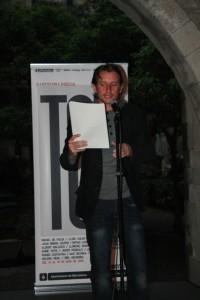 Сергій Жадан на Barcelona Poesia 2010