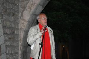 Карлес Ак Мор на Barcelona Poesia 2010