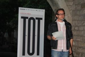 Юрій Завадський на Barcelona Poesia 2010