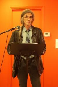 Енрік Казасес на Barcelona Poesia 2010