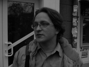 Yury Zavadsky, 2008 (photo by V.Hudyma)/Юрій Завадський, 2008 (світлина В.Гудими)