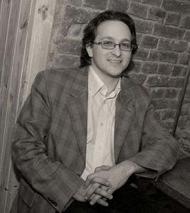 Yury Zavadsky at Koza bar/Юрій Завадський в Коза барі