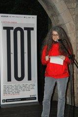 Каталіна Джірона на Barcelona Poesia 2010